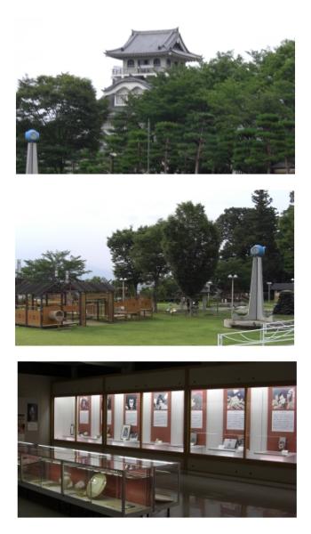 歌舞伎文化公園は3D映像を見ながら、クールシェア!