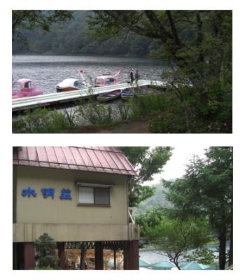 四尾連湖〜天然のクールシェアスポット!