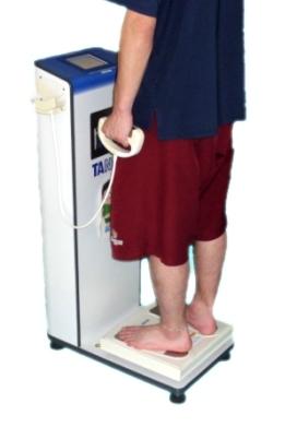 ニードスポーツセンターによる体脂肪等測定