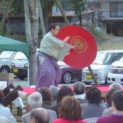 4周年記念来館者感謝祭(深沢健一 日本舞踊)【山梨の観光立ち寄り温泉−つむぎの湯】