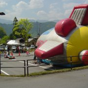GWイベント(子供コーナー)【山梨の観光立ち寄り温泉−つむぎの湯】