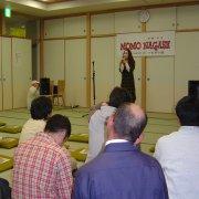 MOMO-NASASE LIVE IN TSUMUGI-SPA�@【山梨の観光立ち寄り温泉−つむぎの湯】