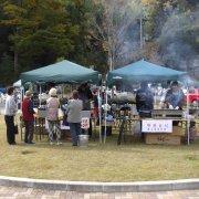 5周年記念秋祭(各種模擬店)【山梨の観光立ち寄り温泉−つむぎの湯】