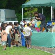 夏休み親子納涼会(ゲーム大会)【山梨の観光立ち寄り温泉−つむぎの湯】