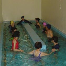 健康講座(歩行浴教室2)【山梨の日帰り温泉つむぎの湯】