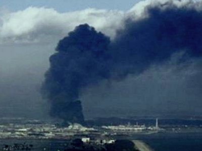 nuclear power plant accident in Fukushima