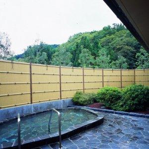 Open-air bath�|TSUMUGI-SPA in Japan