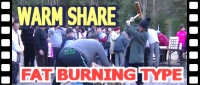 Warm-Share of Fat Burning type - Let's warm together by moving our body!
